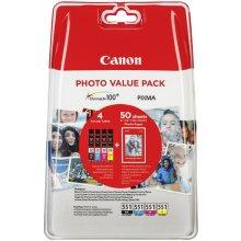 Тонер Canon CLI-551 фото Value Pack C/M/Y/BK...