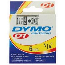 Тонер Dymo Markeerimislint D1, 6mm x 7m...