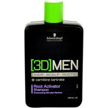 Schwarzkopf 3DMEN Root Activator Shampoo...
