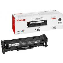 Тонер Canon TONER чёрный 3.4K 718/2662B002