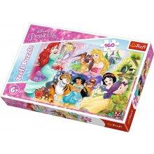 TREFL Puzzle 160 elements - Princess ja...