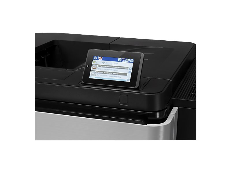 HP Enterprise M806dn LaserJet, 1200 x 1200, PCL 5e, PCL 6, PDF 1 4,  PostScript 3, Laser, 8 5, A3, A4, A5, A3 (297 x 420 mm)