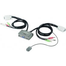 EDIMAX NET SWITCH KVM USB 2PORT...