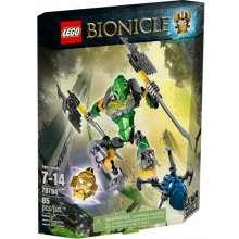 LEGO Bionicle Left - the ruler of the jungle