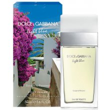 Dolce & Gabbana Light Blue Escape to...