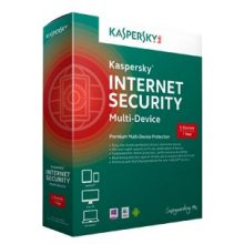KASPERSKY LAB Kaspersky Internet Security 3...