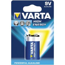 VARTA 1 High Energy 9V block 6 LR 61