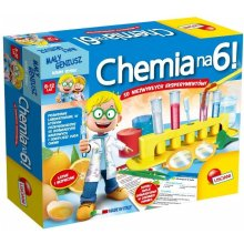 Liscianigiochi Chemistry for 6! infant...