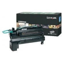 Tooner Lexmark Toner black | 20 000 pages |...