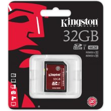 Флешка KINGSTON UHS-I U3 32 GB, SDHC, Flash...