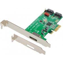 Dawicontrol PCI Card DC-610e RAID 2-Kanal...