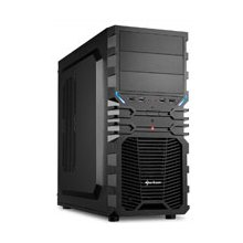 Korpus Sharkoon VG4-S ATX TOWER BLACK