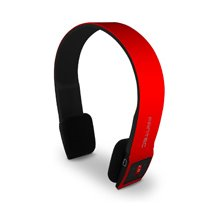 Fantec SHS-221BT-RD Bluetooth Headphone...
