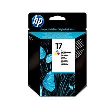 Тонер HP INC. HP 17 Tri-color Inkjet Print...