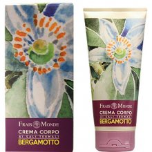 Frais Monde Bergamot Body Cream, Cosmetic...