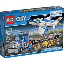 LEGO City Transporter odrzutowca