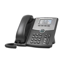 CISCO IP Phone 1-line PoE PC Port Displ...