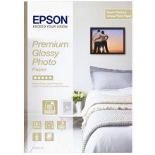 Epson Premium Glossy фото Paper A2, 25...