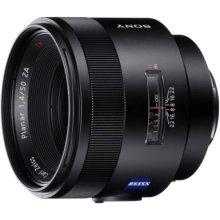 Sony SAL50F14Z, 0.14, чёрный, 81 x 71.5