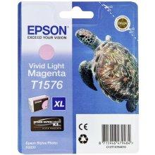 Tooner Epson tint T1576 Vivid Light Magenta...