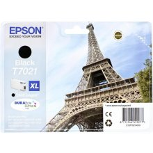 Tooner Epson Ink T702 black XL | WP4000/4500