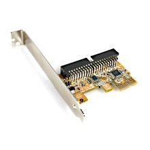 StarTech.com 1 Port PCI-Express IDE adapter...