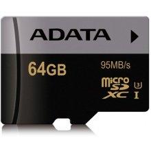 Mälukaart ADATA mälu card Premier Pro...
