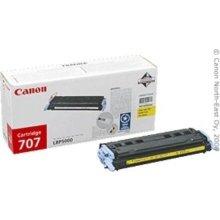 Тонер Canon TONER жёлтый 707/9421A004