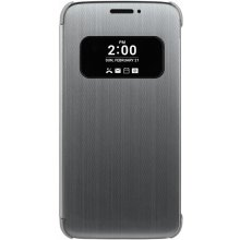 LG Quick Cover hõbedane CFV-160 for G5