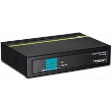 TRENDNET Switch 5-port Gbit PoE+ 31W
