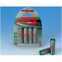 Ansmann 1x2 NiMH rech. батарея Mignon AA...