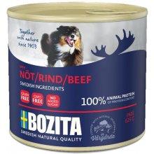 Bozita Paté Beef 12x625g