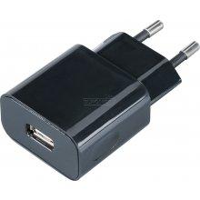 Hama Toalaadija USB,1A чёрный