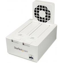 StarTech.com SDOCK2U33HFW, HDD, SSD, Serial...
