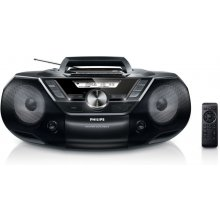 Raadio Philips AZ787, Dynamic Bass Boost 2...