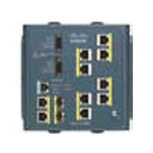 CISCO IE 3000 8 TC, Unmanaged, Ethernet...