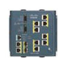 CISCO IE 3000 8 TC, Unmanaged, Ethernet...