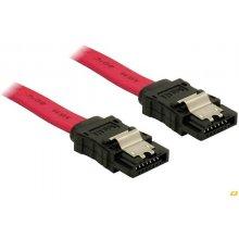 Delock SATA кабель 50cm straight/straight...