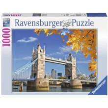RAVENSBURGER RAVEN. 1000 EL. Widok na Tower...