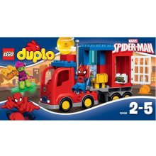 LEGO Spider-Man truck