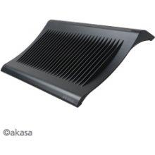 AKASA Laptop Ergo Cooler чёрный, чёрный, 350...
