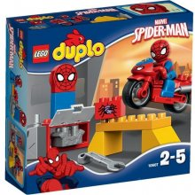 LEGO Spider-Man workshop