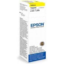 Тонер Epson T6644 жёлтый