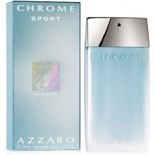 Azzaro Chrome Sport, EDT 50ml, tualettvesi...