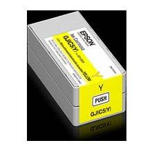 Тонер Epson GJIC5(Y): TINTENPATRONE