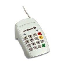 Клавиатура Cherry ST-2000U белый
