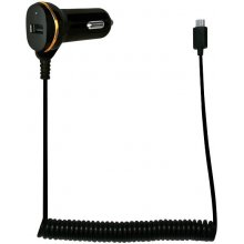 LogiLink Car зарядное устройство USB с Micro...