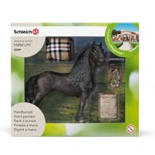 Schleich Horse Club Friesian Accessory Kit