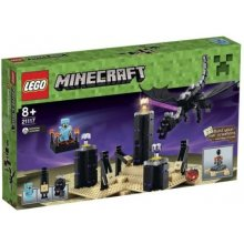 LEGO Minecraft Dragon of the End
