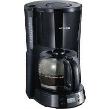 Kohvimasin SEVERIN KA4191 Kaffeeautomat must